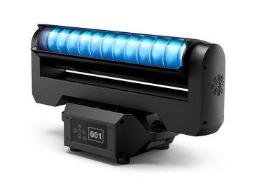Vari-Lite presenta nueva luminaria VL800 BeamLine