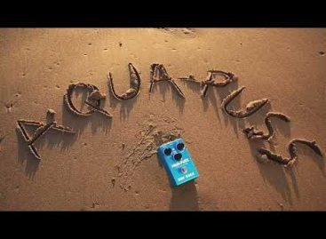 Aqua-Puss Analog Delay es uno de los pedales más recientes de Dunlop