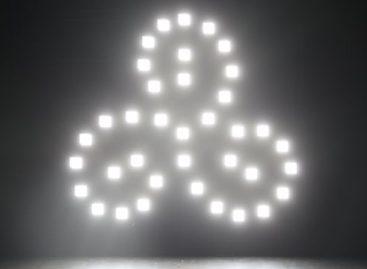 MiniBurst es el nuevo estrobo gráfico giratorio de Ayrton