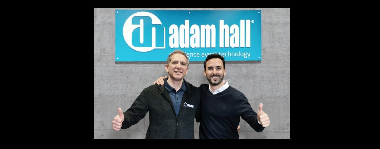 Adam Hall North America se fusiona con Musical Distributors Group