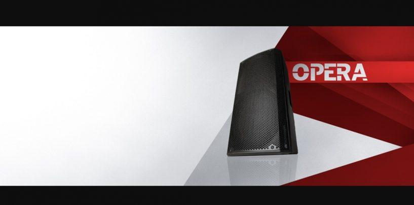 Explorando la serie Opera Unica de dBTechnologies