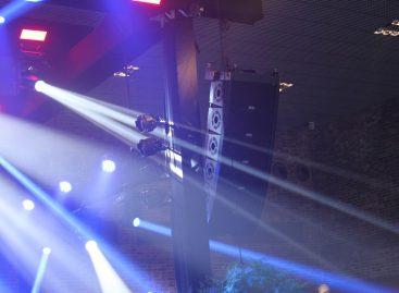 Luminário Produçoes obtiene amplificadores Powersoft