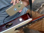 """Elga Guitars presenta el """"Walkman"""" de las guitarras"""