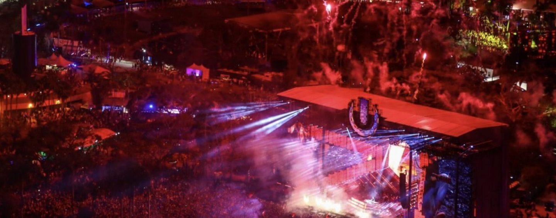 Ultra Music Festival celebra sus 20 años con Proteus de Elation