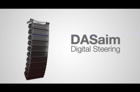 Dirección digital DASaim de D.A.S. Audio