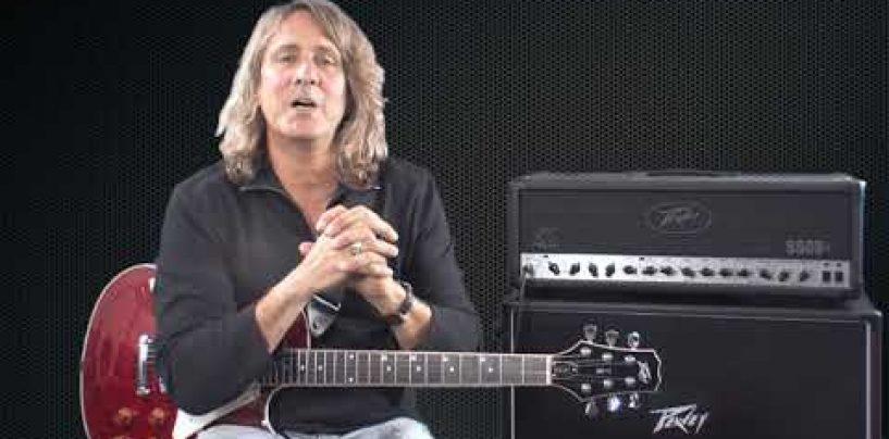 Peavey Learning Center ofrece lecciones de guitarra interactivas online