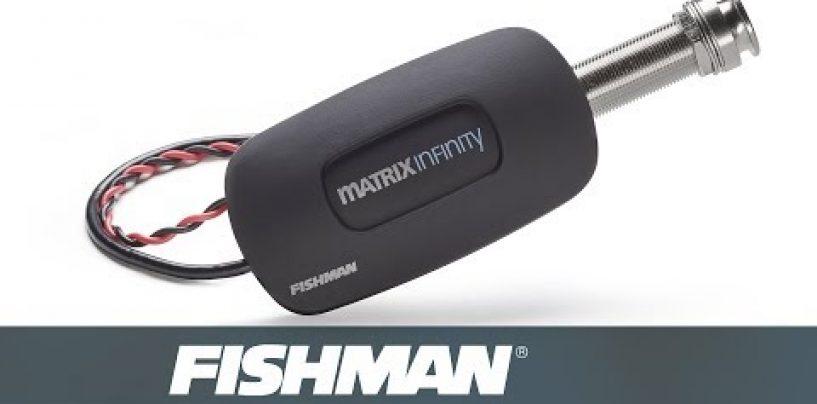 Matrix Infinity Mic Blend, uno de los componentes de la Matrix Series de Fishman