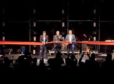 Adam Hall Group inaugura su nuevo Experience Center
