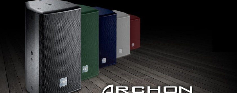 Serie Archon de FBT, es la nueva generación de altavoces para espacios internos