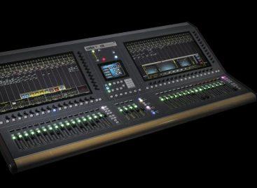 Nueva consola CDC seven-s de Cadac