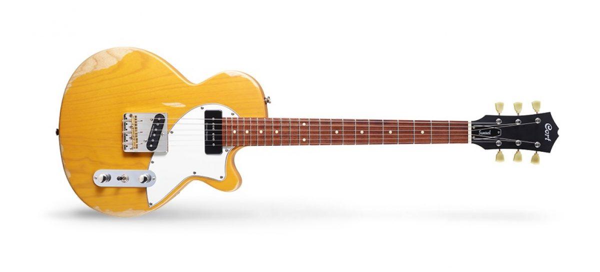 Nueva Sunset TC de Cort Guitars es revelada