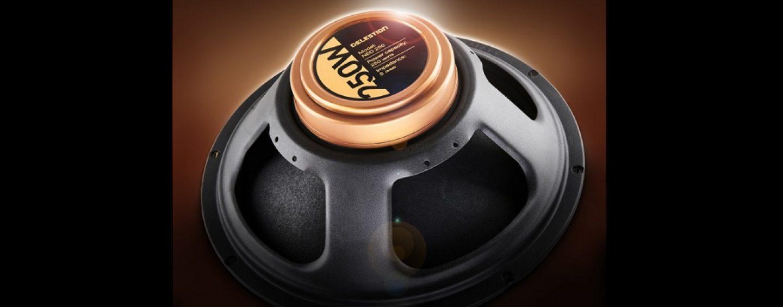 Celestion presentó Neo 250 Copperback, su altavoz para guitarra