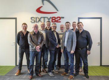 Los sistemas de escenario y trussing de Sixty82 debutaron recientemente