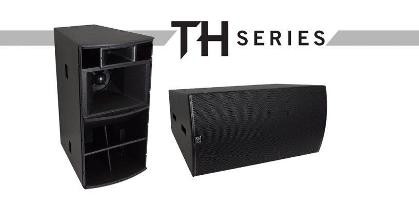 Martin Audio anuncia la serie TH