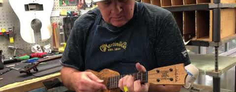 Ukelele Konter, la nueva oferta de Martin Guitar