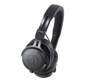 Los audífonos profesionales ATH-M60x de Audio-Technica ya están disponibles