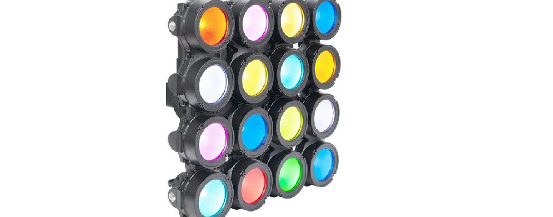 La luminaria Cuepix 16 IP de Elation está lista para cualquier clima