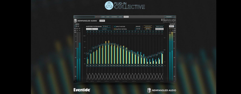 Focusrite presenta Eventide EQuivocate, la nueva oferta del Plug-in Collective