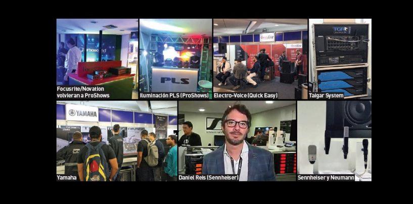 El nuevo formato de AES Brasil Expo