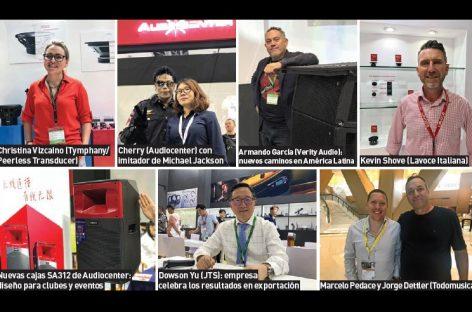 Prolight + Sound Guangzhou 2018 con record de visitantes