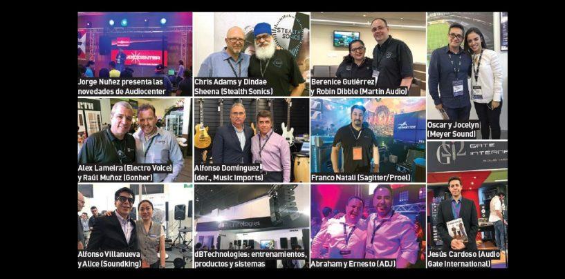 Tecnología para el entretenimiento en Sound.check Expo
