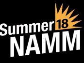 La industria estuvo ocupada en Summer NAMM