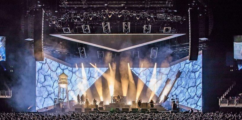 MLA de Martin Audio respalda a The Killers