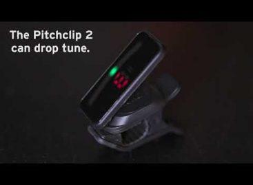 Para afinar su guitarra, Korg ofrece el nuevo Pitchclip 2