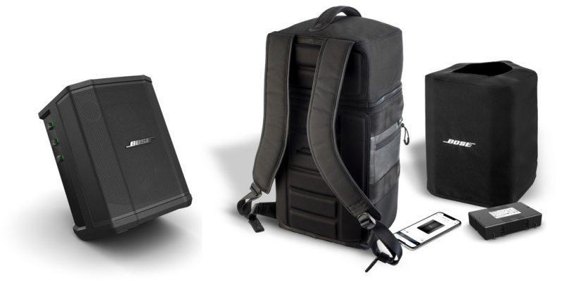 Bose S1 Pro y su nueva línea de accesorios