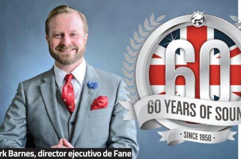 Los altavoces Fane cumplen 60 años