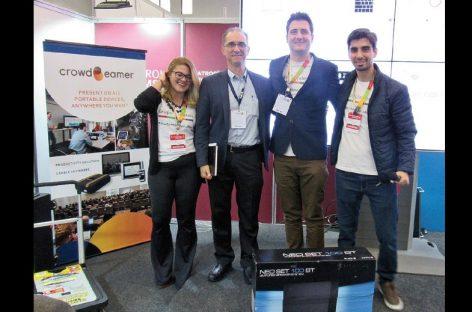 TOA y Work Pro presentes en Brasil con el Grupo Discabos