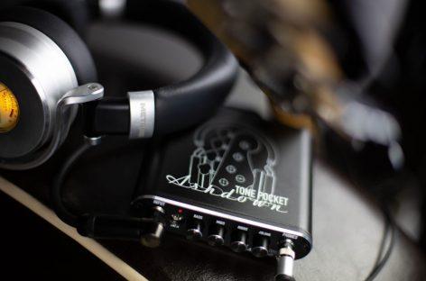 Tone Pocket es el preamplificador de auriculares de Ashdown