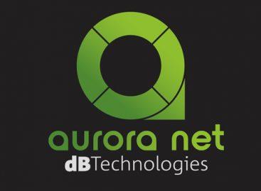 Aurora NET 0.0.1 Beta 6 de dBTechnologies lista para descarga