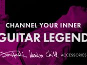 Fender trae los accesorios Jimi Hendrix Voodoo Child