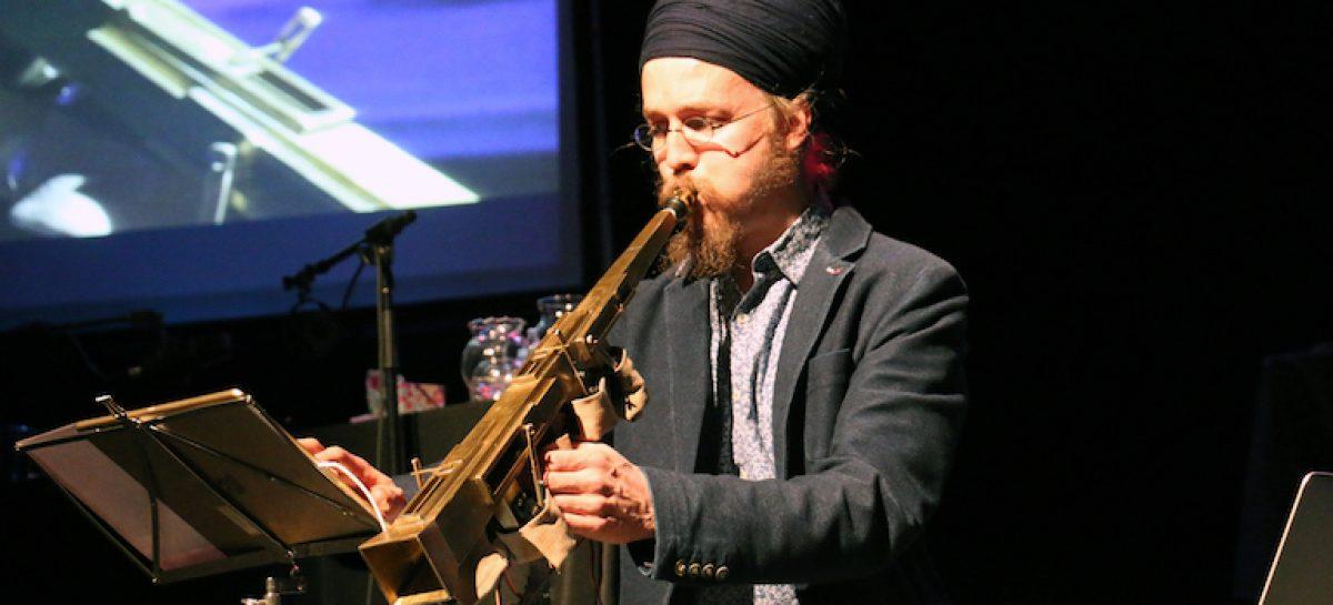 Infinitone presenta una nueva versión del saxofón