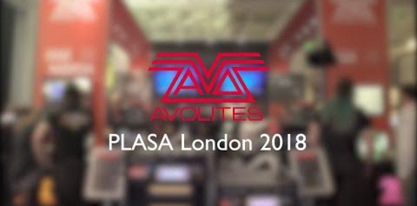 Avolites Synergy gana el premio de innovación PLASA