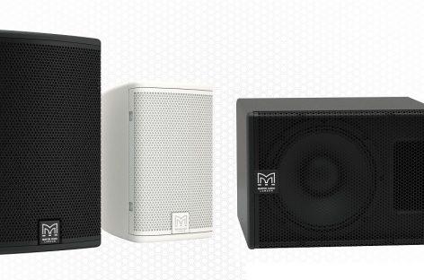 Martin Audio anuncia nuevos productos en Electrónicos y Altavoces