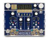 Mod Rex es el nuevo pedal modulador poli rítmico de EHX