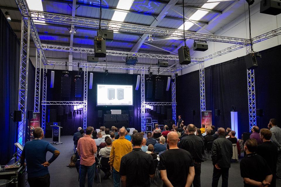 Martin Audio Open Day Sept