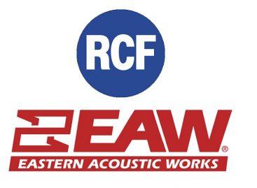 RCF anuncia la adquisición de EAW