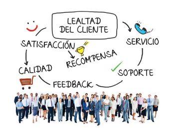 La lealtad del cliente es sinónimo de ventas
