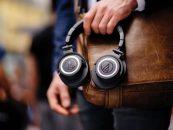 Audio-Technica presenta sus audífonos circumaurales inalámbricos ATH-M50xBT