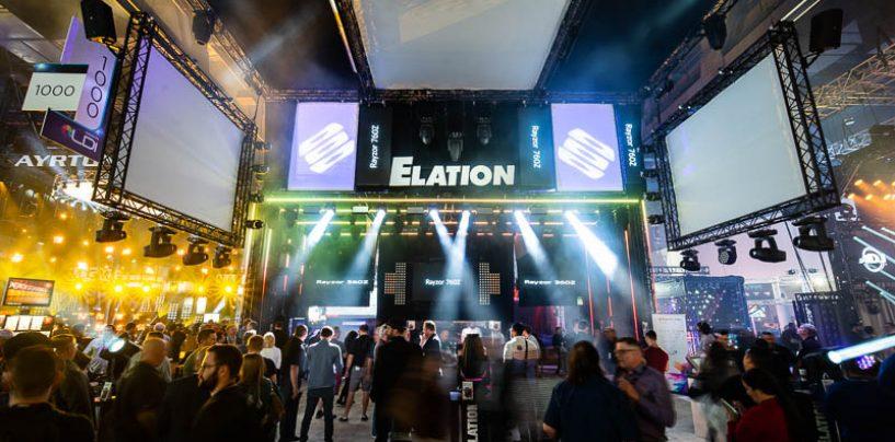 LDI 2018: Elation continúa la tendencia de innovación en el show