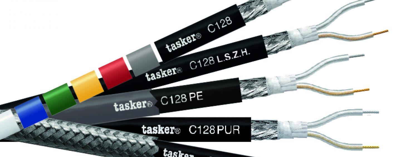 Tasker ofrece recubrimientos de cable para todo tipo de aplicaciones