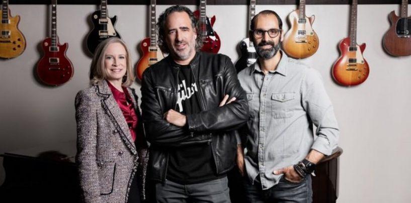 Saliendo de la crisis: Gibson Guitar anuncia nuevo CEO