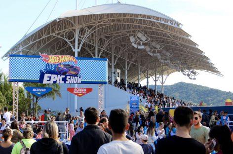 La atracción Hot Wheels Epic Show es sonorizada por Bose Professional