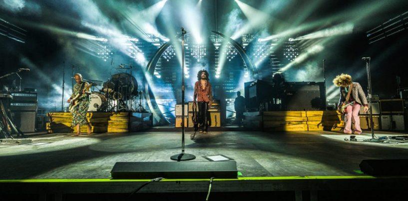 La luminaria de Ayrton, MagicDot-Xt acompaña a Lenny Kravitz en su gira