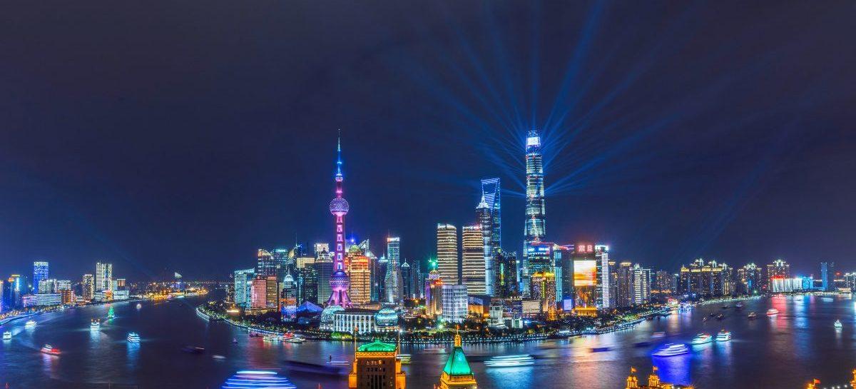 AQUA 480 Beam de PR Lighting es elegida para iluminar el edificio más alto de China