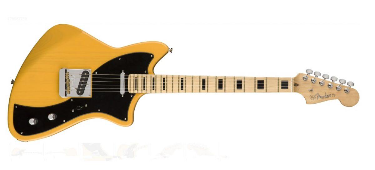 Fender presenta Meteora, una guitarra de edición limitada