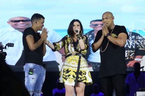 Laura Pausini canta por primera vez en Cuba, con el respaldo de Powersoft